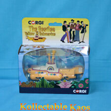 Corgi CC05401 The Beatles Submarine, Yellow