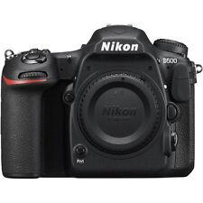 Nikon D500 Digital SLR Camera - Black (Body Only) - *NEW*
