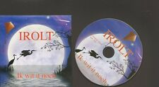 IROLT Ik Wit It Noch NEW CDSingle 4 track 2015 NANNE KALMA INEZ TIMMER