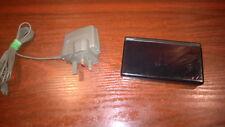 Nintendo Ds Lite Negro y 4 Paquete De Juegos #S82B55 Sonic