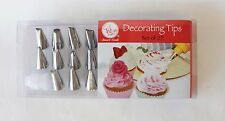 Smart Cook 27 Pc Cake Cupcake Cookie Pastry Decorating Tips Set Icing