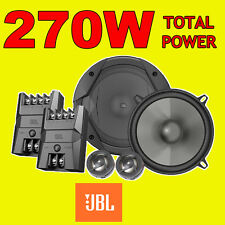 Jbl 2-WAY 5.25 pouces 13cm voiture van porte composant 2WAY tweeters speakers grills