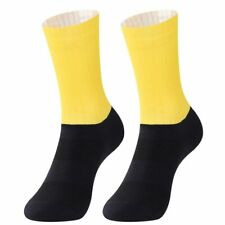 Cycling Socks Sports Footwear Mens Anti-Slip Silicone Outdoor Racing Compression