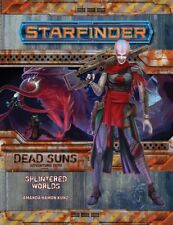 2017 Starfinder Dead Suns Adventure Path: Splintered Worlds 3 of 6