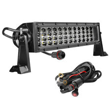12inch Led Light Bar Spot Flood Combo Work Driving Off Road Suv Boat 14 Wiring