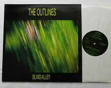 The OUTLINES Blind alley BELGIUM  LP LOON Rds (1989) alternative rock NEUF/NEW