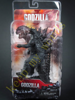 "NECA Monster King Godzilla 2014 Head To Tail 12"" Action Figure Toy Collection"