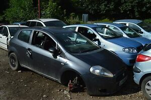 Fiat Punto for Breaking/Parts Only