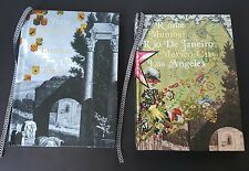 Christian Lacroix VOYAGE I & II Travel Journals Lot 2, 7 x 10 Inches