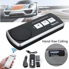 Wireless bluetooth Car Kit Speaker Handsfree Speakerphone for iPhone Android