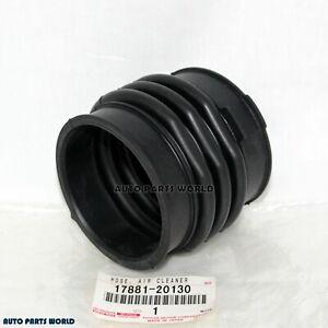 GENUINE TOYOTA SOLARA CAMRY RX330 ES330 V6 AIR INTAKE CLEANER HOSE 17881-20130
