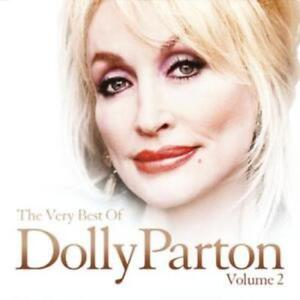 Dolly Parton : The Very Best of Vol. 2 CD (2007) ***NEW*** Fast and FREE P & P