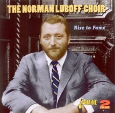 NORMAN LUBOFF CHOIR - RISE TO FAME 2 CD NEU