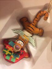 Disney Tigger Christmas Magic Grolier Collectible Ornaments  26231 207