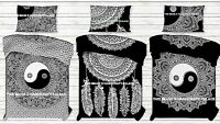 Mandala Indian Duvet Doona Cover Throw Boho Quilt Cover Bohemian Twin Bedding