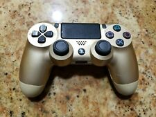 Sony Playstation 4 PS4 DualShock 4 Wireless Controller - Gold OEM