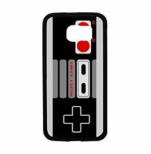 Old School Gaming Controller For Samsung Galaxy S6 Edge SM-G925 Case Cover