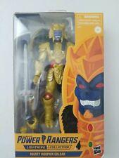 "Mighty Morphin Power Rangers Lightning Collection 6"" Goldar Figure Hasbro New"
