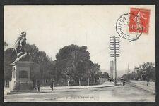 Japan Around Kobe vintage postcard used 1908 in France