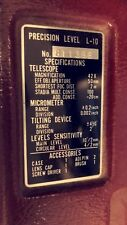 Pentax Telescope L-10