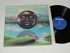 BOULE NOIRE Self-Titled LP Magique 2001 Georges Thurston Quebec Disco Funk VG+