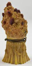 Boyds Bears Treasure Box Sunny's Stalks Corny McNibble Enesco Fall Autumn N