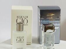 ARMANI Acqua di Gio + Emporio Diamonds  2 Mini  EDT  Men's  TOILETTE Travel size