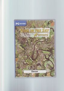 HIGH IN THE SKY : DEVON - 2003 GET MAPPING DIGITAL PHOTOGRAPHY MILLENNIUM MAP PC