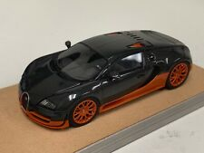 1/43 Looksmart Bugatti Veyron Grand Sport Vitesse World Speed record 2010  A2011