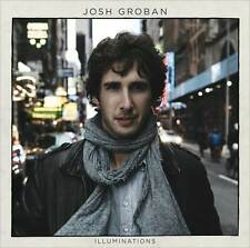 JOSH GROBAN : ILLUMINATIONS (CD) sealed