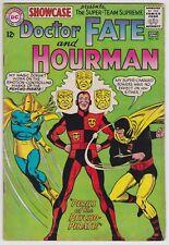 Showcase #56 VG+ 4.5 Doctor Fate Hourman Murphy Anderson Art 1965!