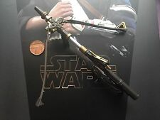 HOT TOYS STAR WARS ROGUE uno chirrut imwe Fiocco BLASTER FUCILE Loose SCALA 1/6th