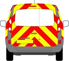 Renault Kangoo Chevrons 2009 - Present (Three Quarter/Engineering)