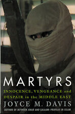 Davis, mártires Innocence Vengeance and circadiano in the Middle East, Palgrave 2003