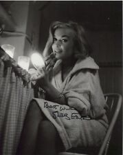 Shirley Eaton Photo Signed In Person - Star of James Bond - C710