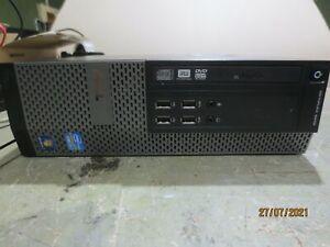 Dell Optiplex 9010 PC  Core i7-3770 @3.40GHz 16GB RAM 250GB SSD  (b6C-54)
