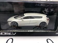 "DIE CAST "" PEUGEOT CONCEPT-CAR HX1 NUREMBERG TOYS FAIR 2013 "" NOREV SCALA 1/43"