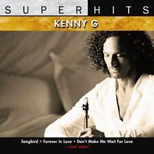 Kenny G - Super Hits [New CD]