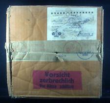 "Originaler ELECTROLA/ COLUMBIA / ODEON -VERSANDKARTON für 10"" SCHELLACK"