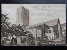Devon: Berry Pomeroy Church c1911