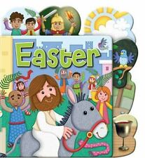 Candle Tabs: Easter by Karen Williamson (2015, Board Book)