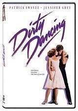 Dirty Dancing DVD Jennifer Grey Patrick Swayze Jerry Orbach Cynthia Rhodes Drama