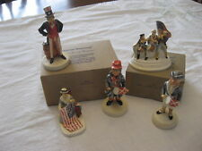Wonderful Sebastian Miniatures – Set of 5 Patriotic Set