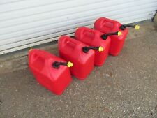 New ListingFour Blitz 5 Gallon Gas Can Vented With Yellow Cap