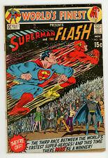 JERRY WEIST ESTATE: WORLD'S FINEST COMICS #198 (VG) & 200 (DC 1970-71)