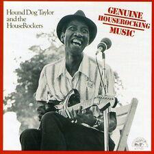 Genuine Houserockin' Music - Hound Dog Taylor (1991, CD NUOVO)