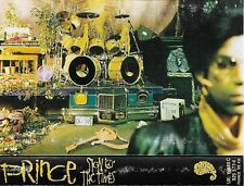 """Prince Sign """"O"""" The Times CASSETTE ALBUM RnB/Swing, Synth-pop, Funk UK: WX88C"""