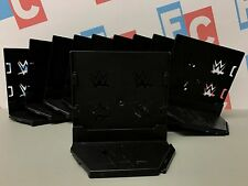 WWE Wrestling Mattel Display Stands Accessories Accessory for figures Lot of 10