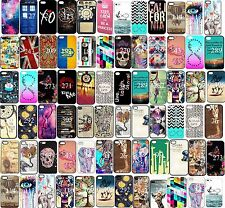 FASHION PAINT PATTERN HARD BACK PLASTIC CASE COVER FOR IPHONE 4 4S 5S 6 6 Plus C