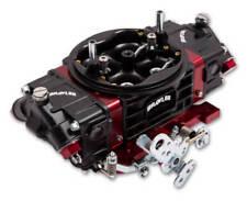 Holley Quick Fuel 850CFM Race Carburetor Red Black Double Pumper BR-67332 CUSTOM